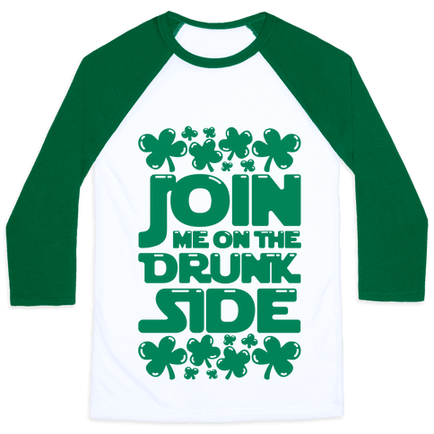 Join Me On The Drunk Side