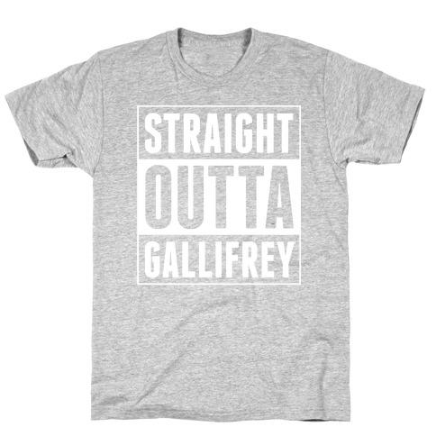 Straight Outta Gallifrey T-Shirt