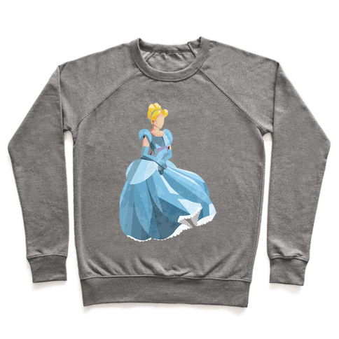Princess With a Glass Slipper Pullover