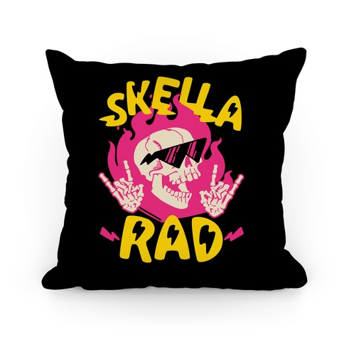 Skella Rad Pillow