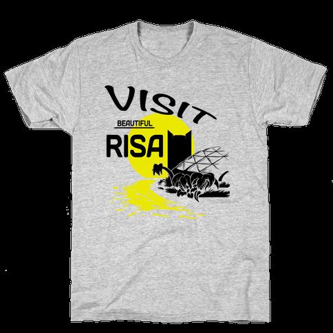 Visit Risa! Mens T-Shirt