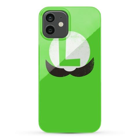 Luigi Icon Phone Case