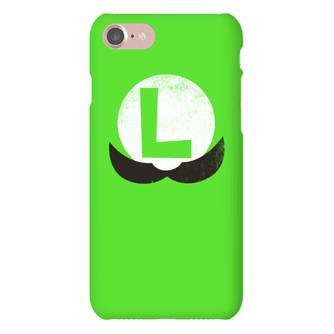 Luigi Icon Phone Case
