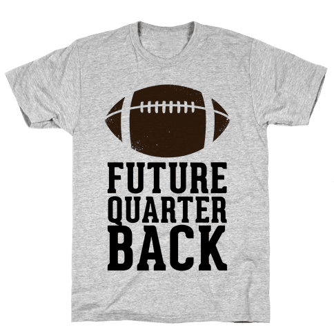 Future Quarterback Mens T-Shirt