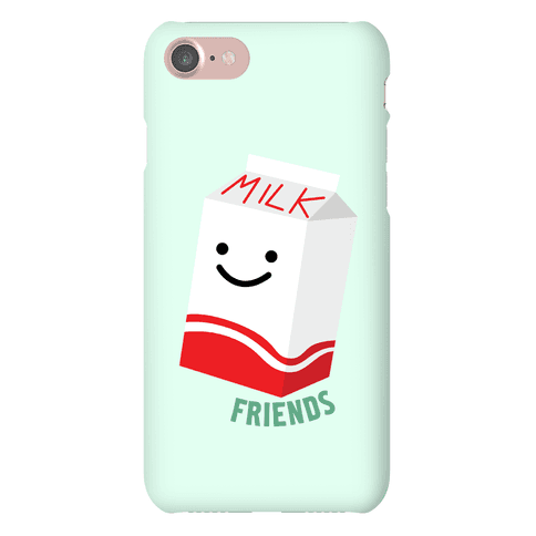 Best Friends (Milk) Phone Case