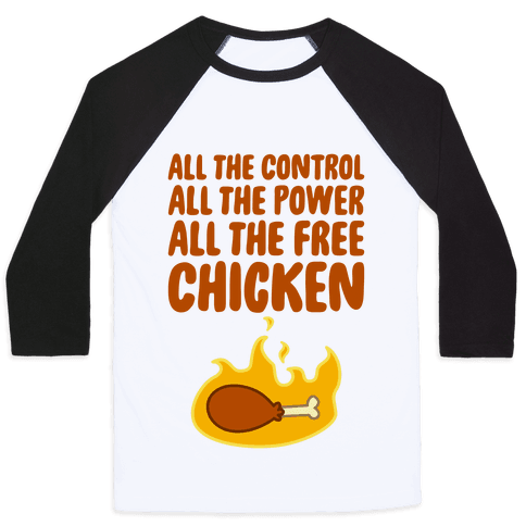 All The Free Chicken