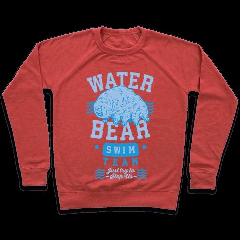 Waterbear Swim Team Pullover