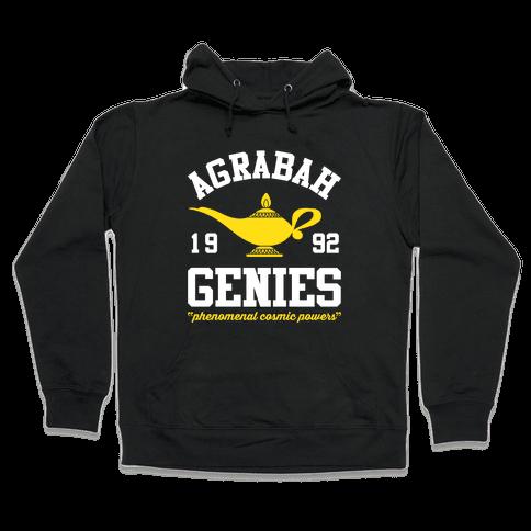 Agrabah Genies Hooded Sweatshirt