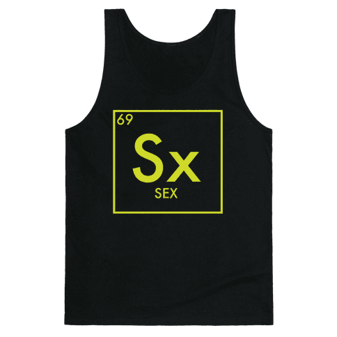 Sex Science Tank Top