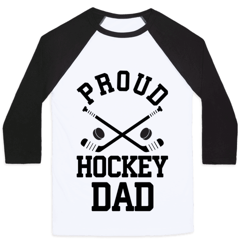 Proud Hockey Dad