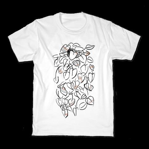 One Stylish Plant Kids T-Shirt