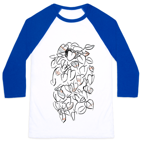 One Stylish Plant Baseball Tee