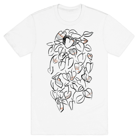 One Stylish Plant Mens T-Shirt