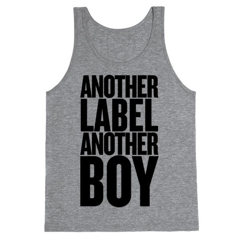 Another Label, Another Boy Tank Top