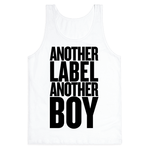Another Label, Another Boy