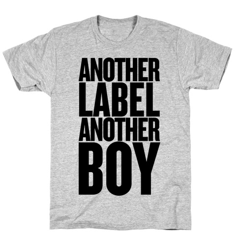 Another Label, Another Boy T-Shirt