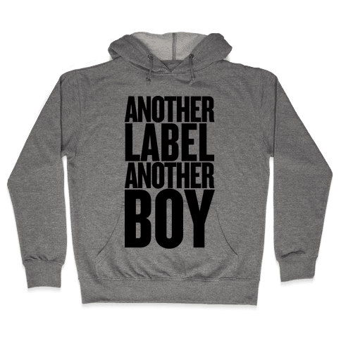Another Label, Another Boy Hooded Sweatshirt