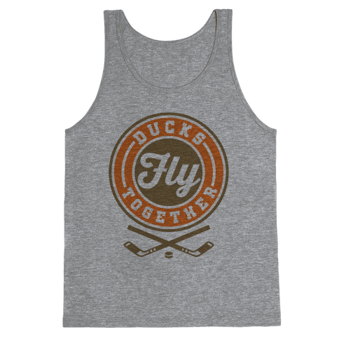 Ducks Fly Together Tank Top
