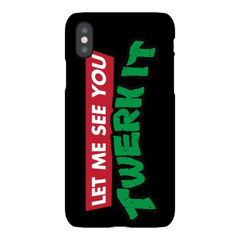 Turtle Twerk Phone Case