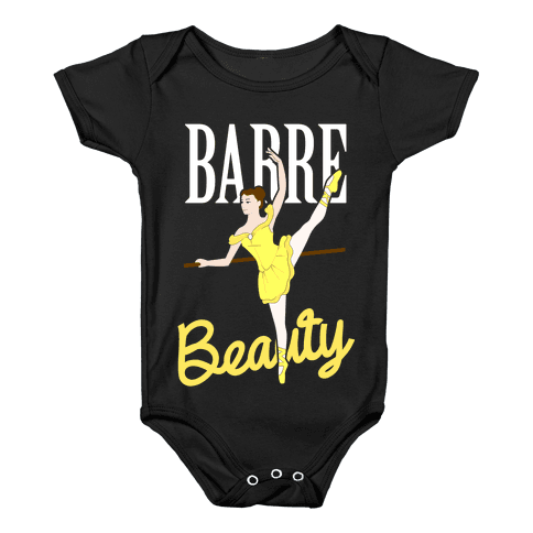 Barre Beauty Baby Onesy
