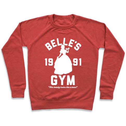 Belle's Gym Pullover