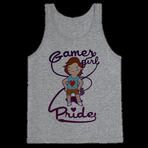 Gamer Girl Pride Tank Top