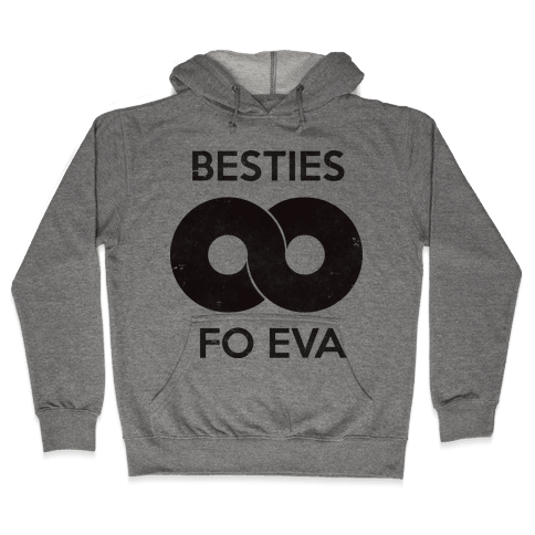 Besties Hooded Sweatshirt