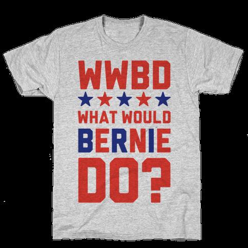 WWBD Mens T-Shirt