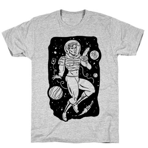 Gaylactic Warrior T-Shirt