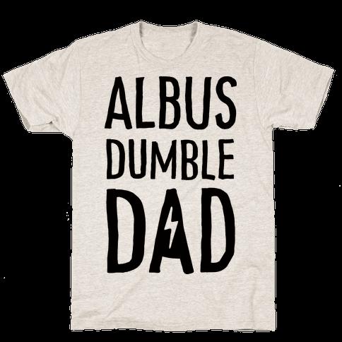 Albus Dumble Dad Mens T-Shirt