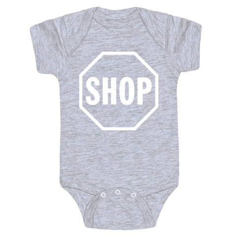 Stop And Shop Baby Onesy