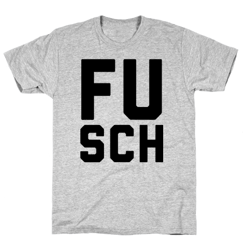 F*** School 1 Mens T-Shirt