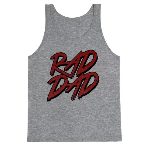 Rad Dad Tank Top