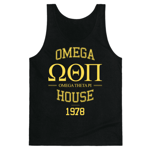 Omega House Tank Top
