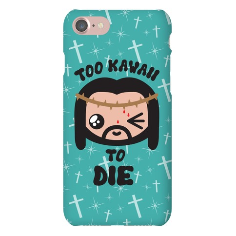 Kawaii Jesus-Kun Phone Case