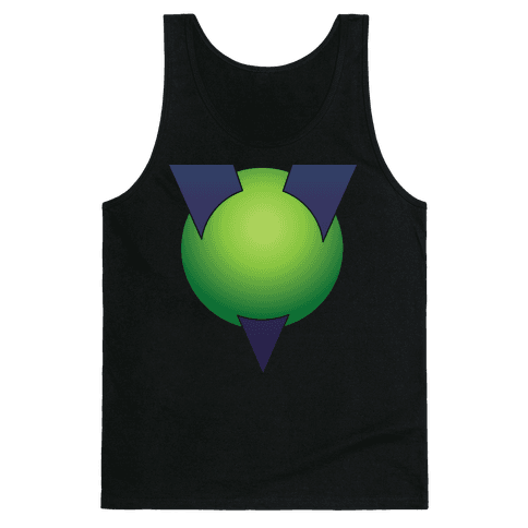 Vectorman Tank Top