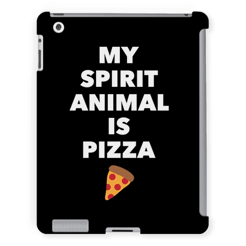 Pizza Spirit Animal