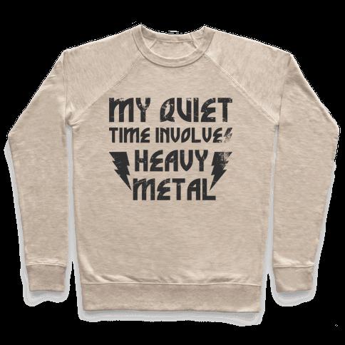 Heavy Metal Pullover