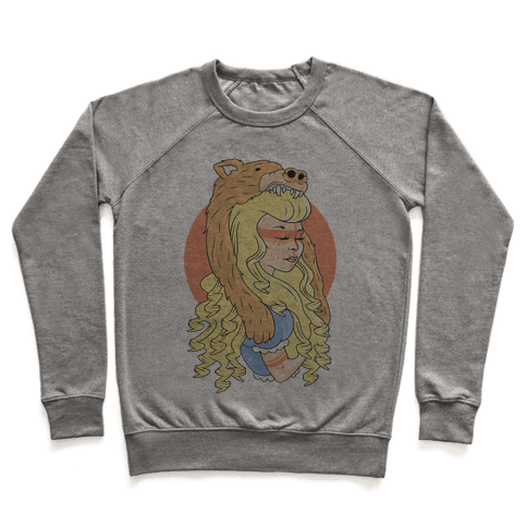 Tribal Goldilocks Pullover