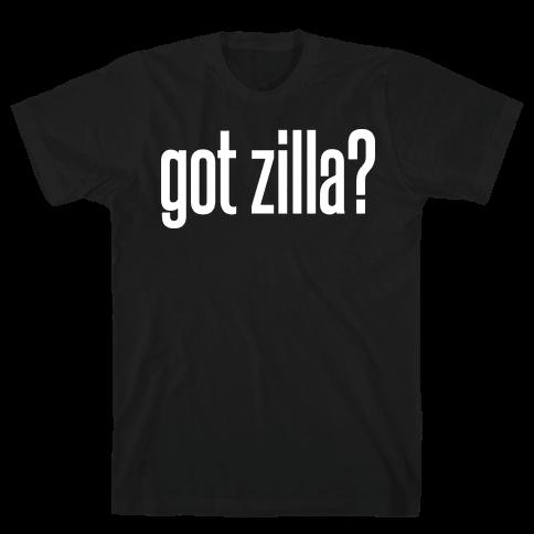 Got Zilla Mens T-Shirt