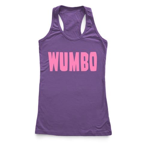 Wumbo Racerback Tank Top