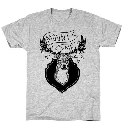 Mount Me Mens T-Shirt