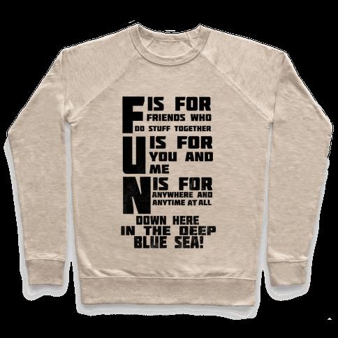 F.U.N.  Pullover