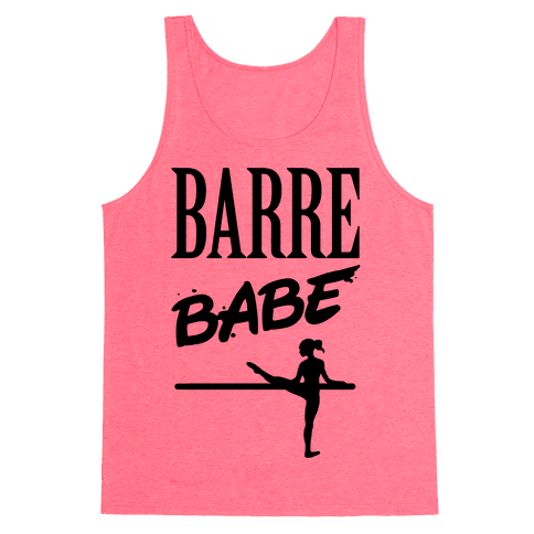 Barre Babe Tank Top