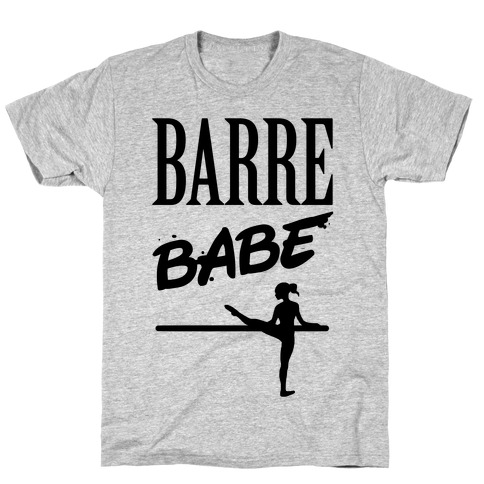 Barre Babe T-Shirt