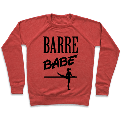Barre Babe Pullover