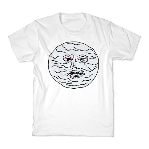 I'M DAH MOON (The Mighty Boosh) Kids T-Shirt
