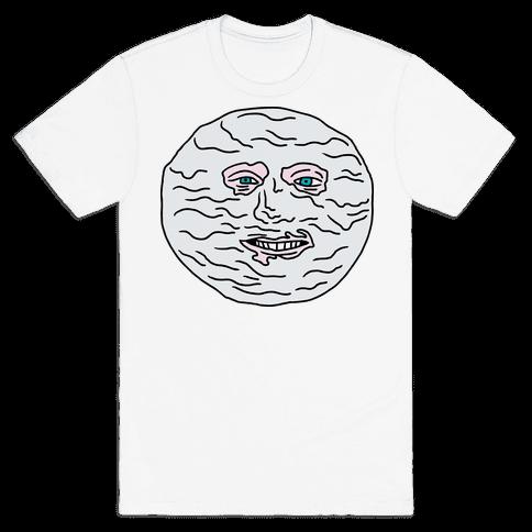 I'M DAH MOON (The Mighty Boosh) Mens T-Shirt