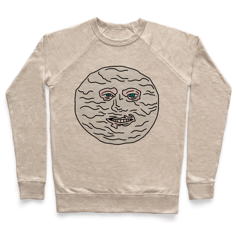 I'M DAH MOON (The Mighty Boosh) Pullover