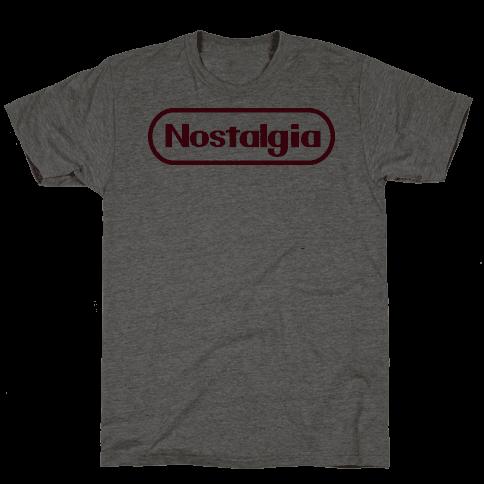 Nostalgia (Old Nintendo Logo)
